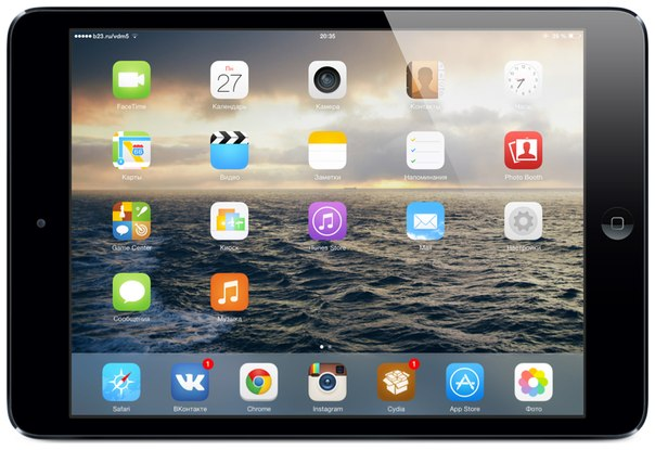 Название: SimpleOS for iOS 7 (iPad)