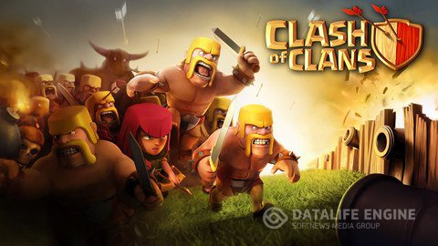 Скачать Clash of clan для android
