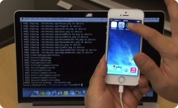 Jailbreak iPhone 5S iOS 7.1.1