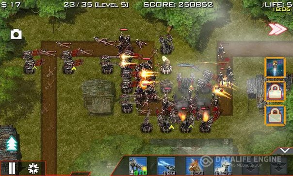 Скачать GLOBAL DEFENSE: ZOMBIE WAR для android